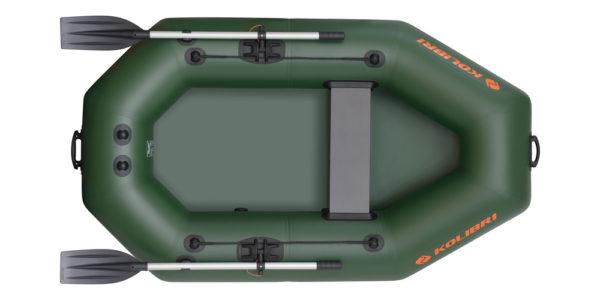 Надувная гребная лодка Колибри K-220