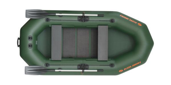 Надувная гребная лодка Колибри К-270Т купить недорого в Минске