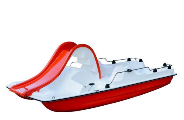 Водный велосипед Колибри Classik Red