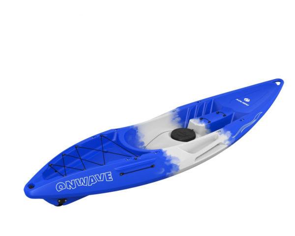 Каяк колибри OnWave-300 синего цвета