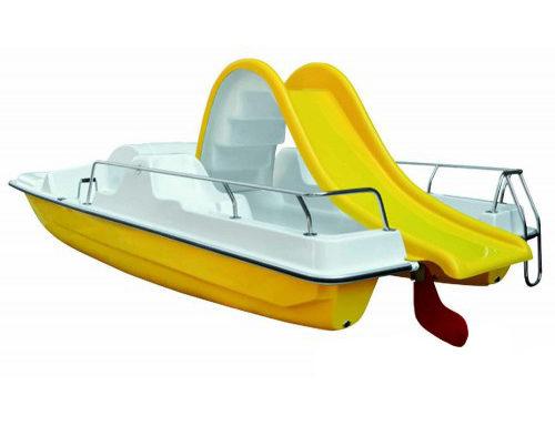 Водный велосипед Kolibri Classik yellow