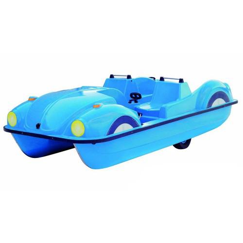 """Водный велосипед Колибри """"Жук"""" синего цвета"""