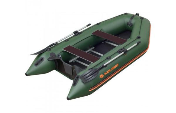 Моторные лодки килевые