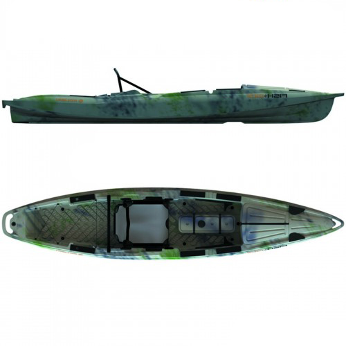 Каяк для рыбалки КОЛИБРИ